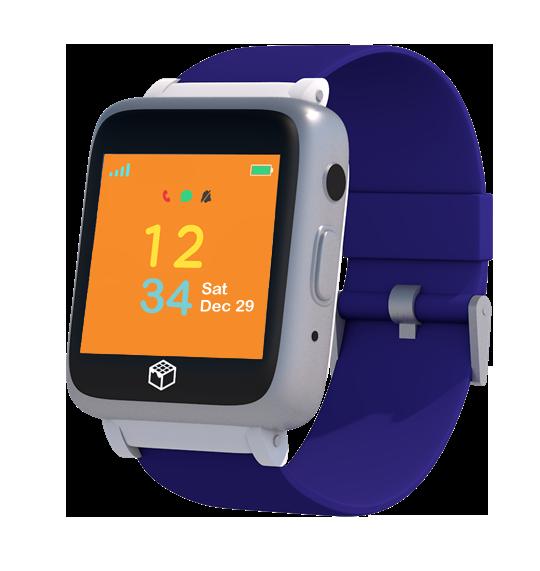 Blue Phoenix 4G GPS Watch for Elderly