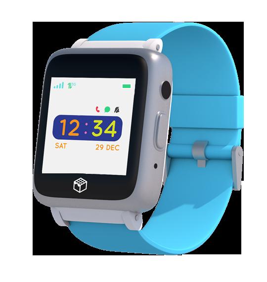 Blue Phoenix 4G GPS Watch for Elderly and Senior Living